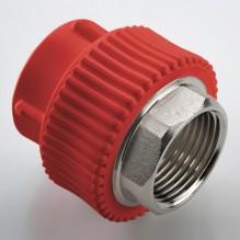 муфта Anti Fire,Муфта комбинированная полипропиленовая под ключ ВР пожаростойкая AntiFire,