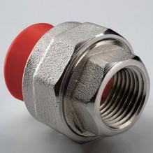 муфта AntiFire, Муфта комбинированная разъемная раструбная ВР противопожарная AntiFire,
